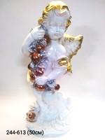 Ангел с яблоками ЛК-2519 АЗ-005