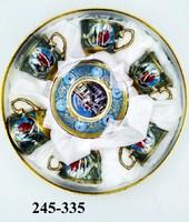 Кофейный сервиз СПб Балет 6персон 36-94