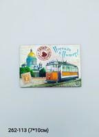 Магнит СПб Трамвай 33-7206