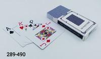 Карты игральные 54л Покер пластик 888