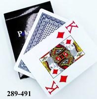 Карты игральные 54л Покер пластик PokerStar PK002