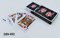 Карты игральные 54л Покер пластик FULLTILD PK003