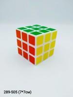 Кубик Рубика 3х3 классический бол 8071
