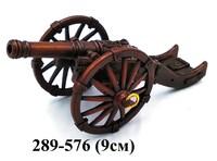 Фигурка Пушка медь 006-010-CU-P01