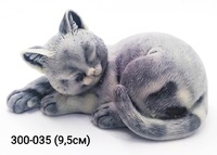 Мраморная крошка Кошка спящая