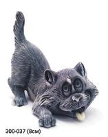Мраморная крошка Кот веселый шарж
