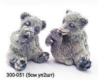 Мраморная крошка Медвежата Лапа уп 2шт