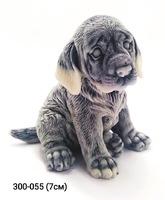 Мраморная крошка Собака Щенок мал