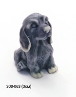 Мраморная крошка Собака Щенок 2