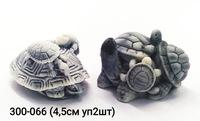 Мраморная крошка Черепаха с черепашатами уп 2шт
