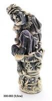 Мраморная крошка Баба Яга