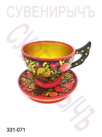 Хохлома Чайная пара