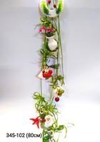 Подвеска-оберег Полянка фрукты