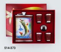 Набор подарочный 5 1 9oz Щука 001-A