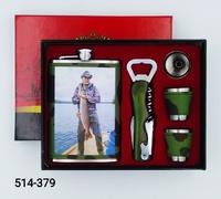 Набор подарочный 5 1 9oz Путин Рыбалка