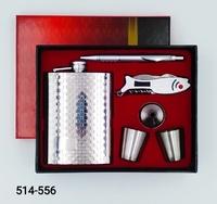 Набор подарочный 5 1 9oz металл клетка