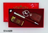 Набор подарочный 3 1 СССР кожа K-3
