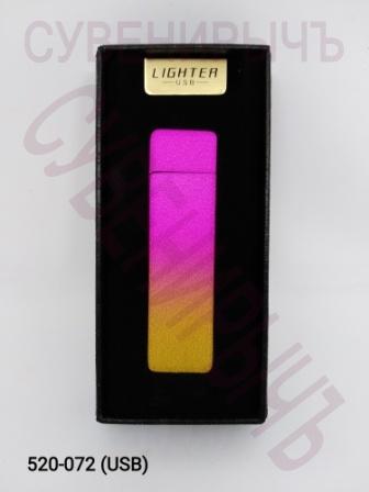 Заж в кор электронная USB LIGHTER CD-103