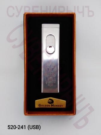 Заж в кор электронная USB Россия CD-92
