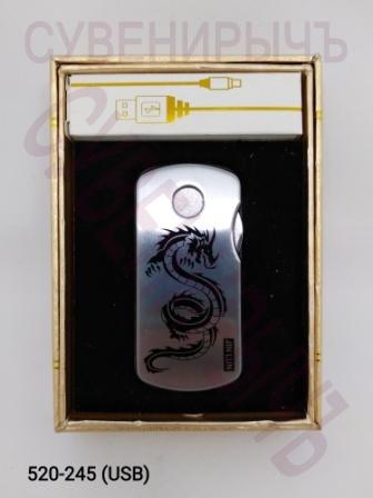 Заж в кор электронная USB SINLUN сер зол HL-90