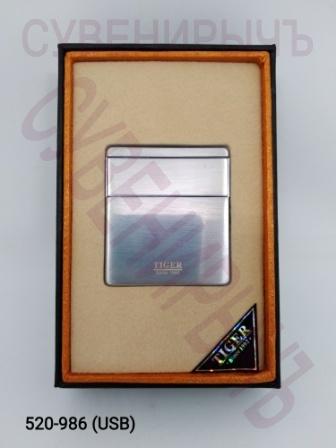 Заж в кор электронная USB Tiger 45-12