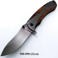 Нож скл металл дер вставка CM72