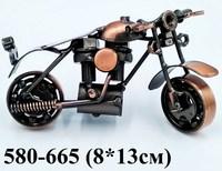 Мотоцикл металл мал