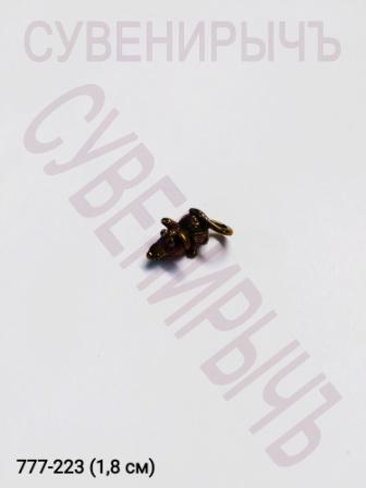 Кошельковый оберег Мышка Пучеглазка