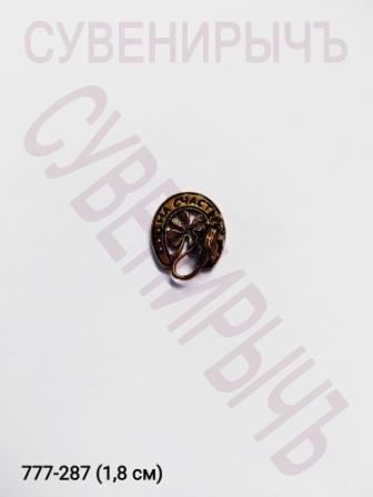 Кошельковый оберег Мышка на подкове